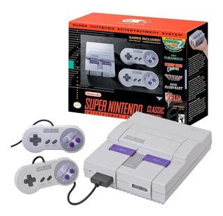 Super Nintendo Mini Classic Edition Consola. Juguetiness