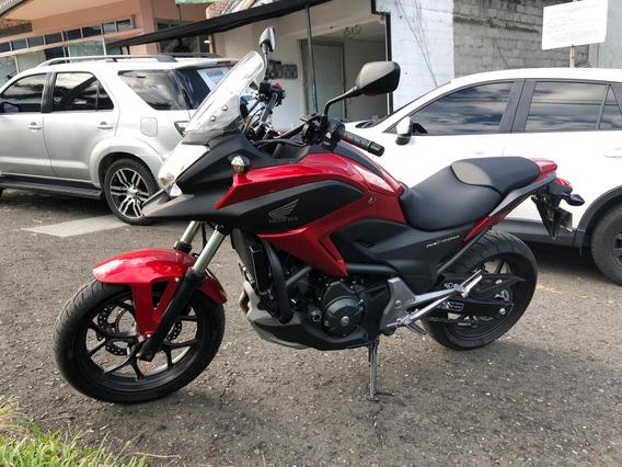 Honda Nc750 Xd 2014