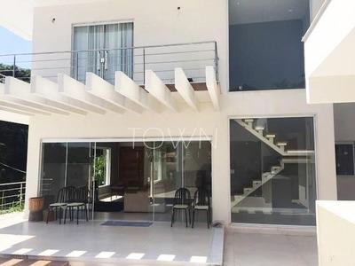 Casa Residencial À Venda, Sape, Niterói. - Ca0063