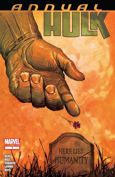 Hulk Annual #1 (2014) Marvel