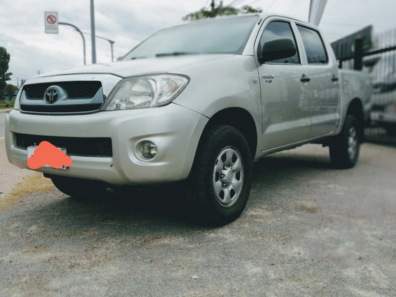 Toyota Hilux 2.5 Cab Doble 4x2 2009