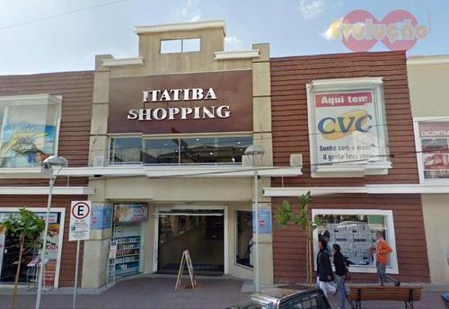 Imagem 1 de 3 de Loja Comercial - Itatiba Shopping Center. - Lo0010