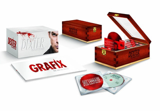 Dexter Complete Series Gift Set Blu Ray