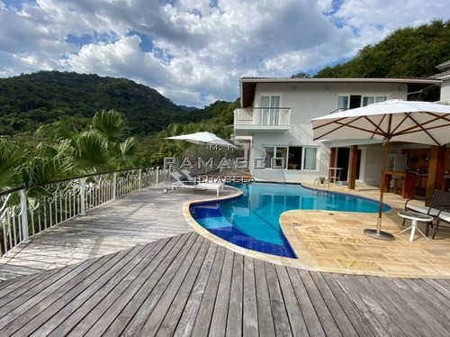 Imagem 1 de 30 de Alto Padrão - Região Central De Ilhabela - Ca0612 - 69801366