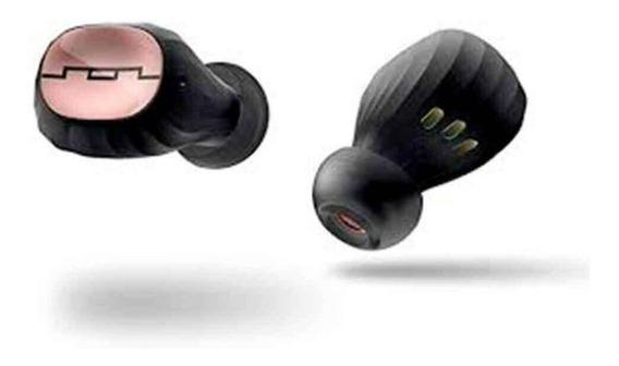 Audífonos Sol Inalámbricos Negros
