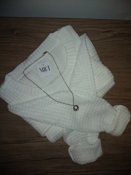 Sweter Tejido