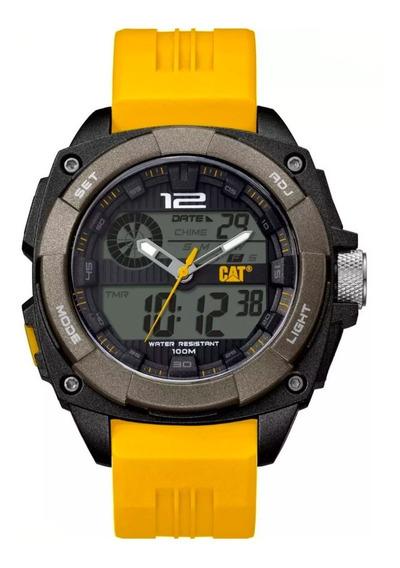Reloj Caterpillar Para Caballero Ana-digitized Md15527122