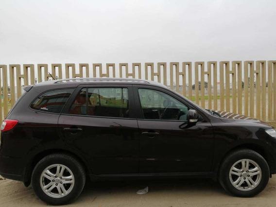 Hyundai Santa Fe Gl 3 Compartimentos