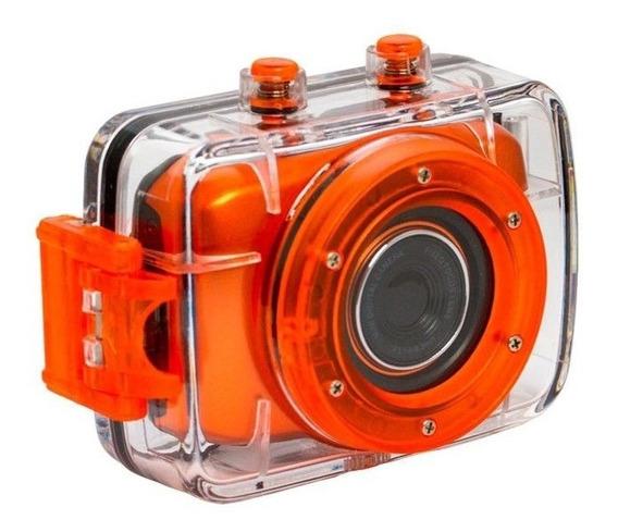 Câmera Filmadora De Ação Vivitar Dvr783hd