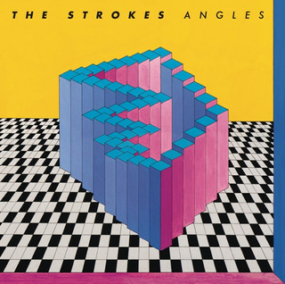 Angles - The Strokes - Disco Cd - Nuevo (10 Canciones)