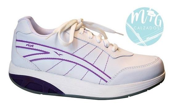 Zapatillas Tonificadoras Para Ejercitar El Cuerpo Caminando Art 2000 Num 35/41