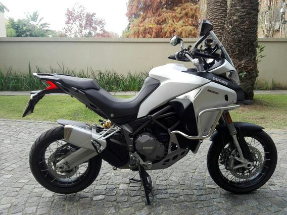 Ducati Multistrada Enduro 1200 Año 2017 Con 9.800 Km
