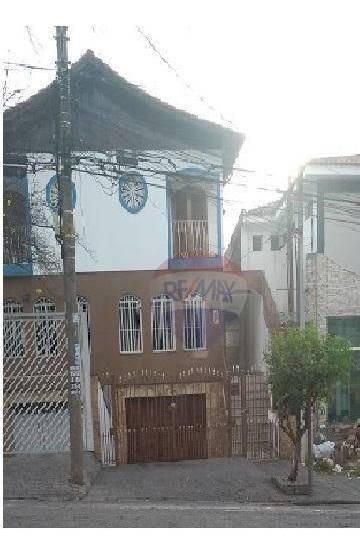 Sobrado Com 3 Dormitórios Para Alugar, 260 M² Por R$ 3.300,00/mês - Água Fria - São Paulo/sp - So0293