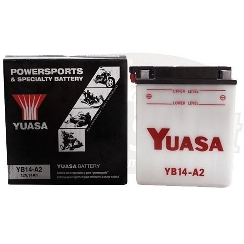 Bateria Yuasa Yb14a2 Cbx 750 7 Galo