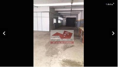 Galpão Comercial Para Venda E Locação, Ipiranga, São Paulo - Ga0164. - Ga0164