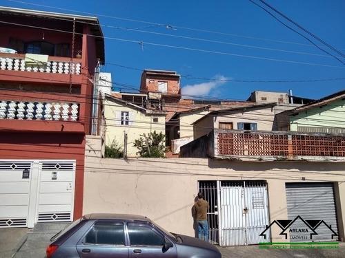 Terreno 250mts² Jardim Do Estádio Santo André/sp - Abt0013