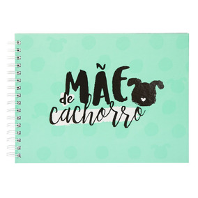 Álbum Scrapbook - Mãe De Cachorro