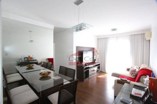 Apartamento Com 3 Dormitórios À Venda, 78 M² - Residencial Das Ilhas - Ap0149
