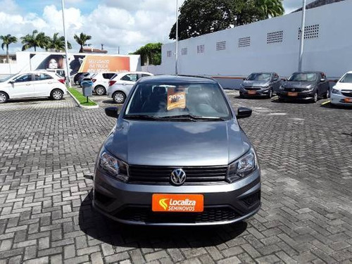 Imagem 1 de 10 de Volkswagen Gol 1.6 Msi Totalflex 4p Manual