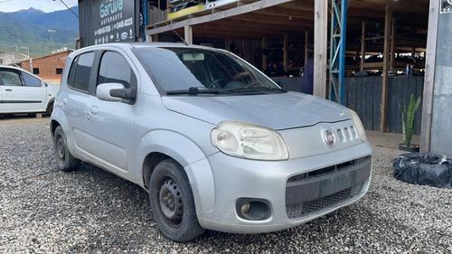 (08) Sucata Fiat Uno Vivace 1.0  2011 (retirada Peças)