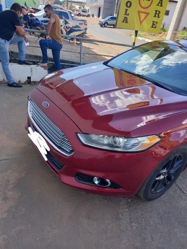 Ford: Fusion Titanium