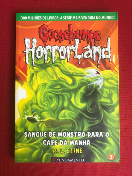 Goosebumps - Livros Infantis no Mercado Livre Brasil
