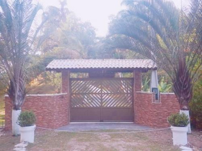 Chácara Em Pedro De Toledo Com 2 Quartos - 4343/p