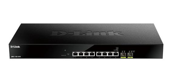 Switch D-link Smart Managed 2.5 Gigabit Ethernet Dms-1100- ®