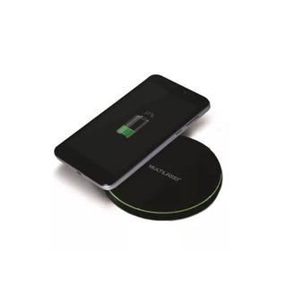 Carregador Indução S/ Fio Samsung S6 S7 S8 S9 iPhone 8 X 11