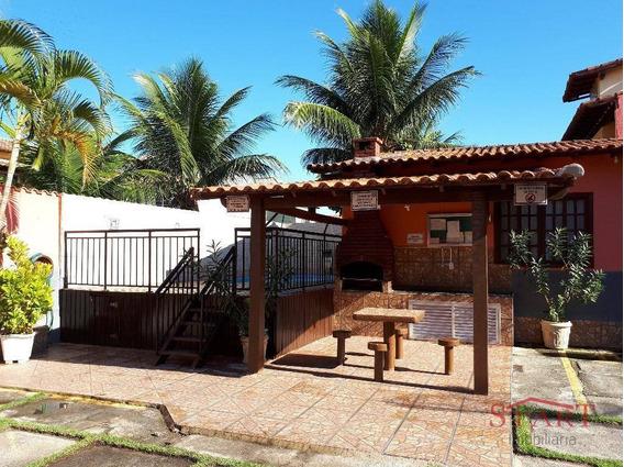 Casa Residencial À Venda, Ogiva, Cabo Frio. - Ca0149