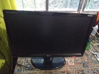 Monitor LG W2253v-pf Defeito Liga E Desliga Tela Boa (hdmi)