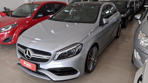Mercedes-benz A 45 Amg 2.0 16v Turbo Gasolina 4p Automatizad