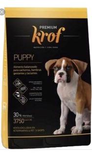 Krof Cachorro X 15 Kg - Envio Gratis Zona Influencia