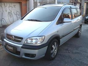 Chevrolet Zafira Elegance 2.0 Flex 8v Automatico Prata 2010