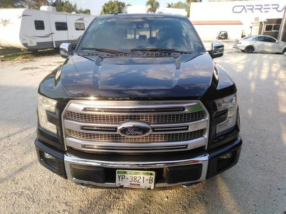 Ford Lobo Platinum, 2016 , Impecable