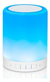 Parlante Portatil Bluetooth Con Lampara Noga Music Lamp
