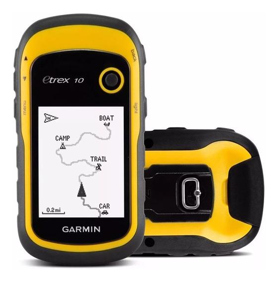Gps Garmin Etrex 10 Novo Com Garantia