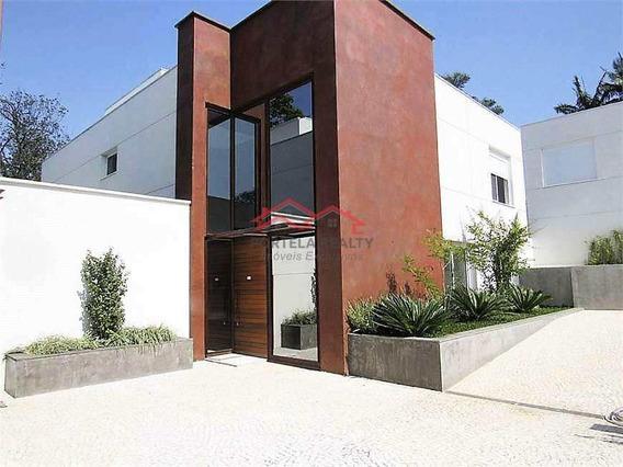 Casa De Condomínio Com 4 Dorms, Brooklin, São Paulo - R$ 5.5 Mi, Cod: 109 - V109