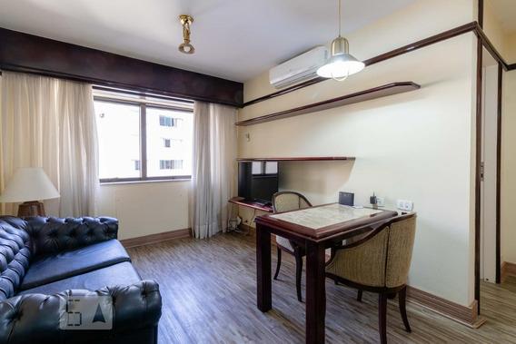 Apartamento Para Aluguel - Itaim Bibi, 1 Quarto, 42 - 892918503