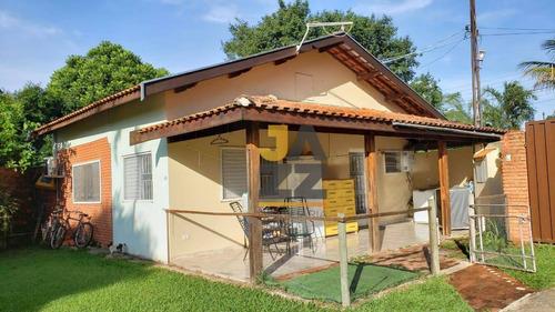 Chacara Em Condominio Fechado Piracicaba - Ch0649
