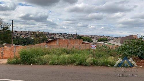 Terreno À Venda, 380 M² Por R$ 140.000,00 - Nova Olinda - Londrina/pr - Te0355