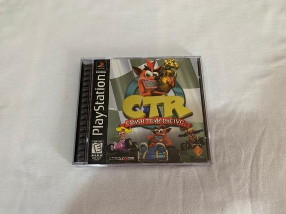 Crash Team Racing Ps1 Original Americano