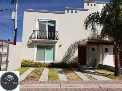 Se Renta Casa En Camino Real A Cholula $12,500