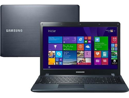 Notebook Samsung Ativ Book 2 I7 8gb Ram 1tb Preto Vitrine 2