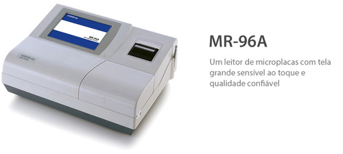 Leitor De Micro Plaquetas Mindray Mr-96a