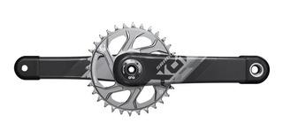 Sram X01 Eagle Axs Dub 1x12-v Crank Boost 32t 175mm Pedivela