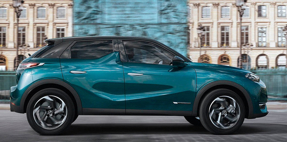 Ds Ds3 Crossback Pure Tech So Chic At8 0km - Darc Autos
