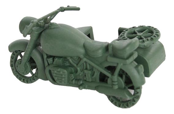 Modelo De Vehículos Militares En Miniatura Plástico