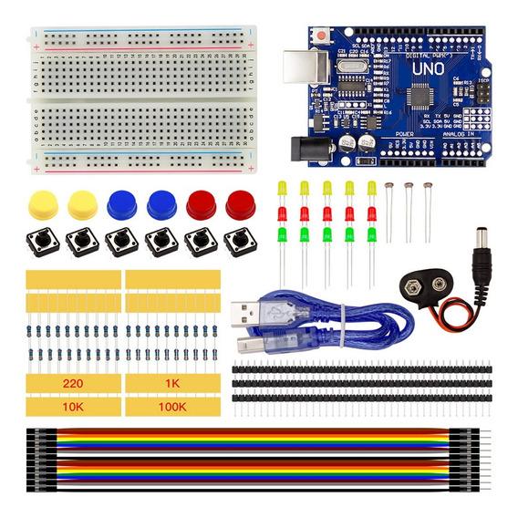 Kit Starter Arduino R3