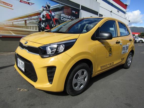 Kia Picanto Lx Ekotaxi Taxis Modelo 2020